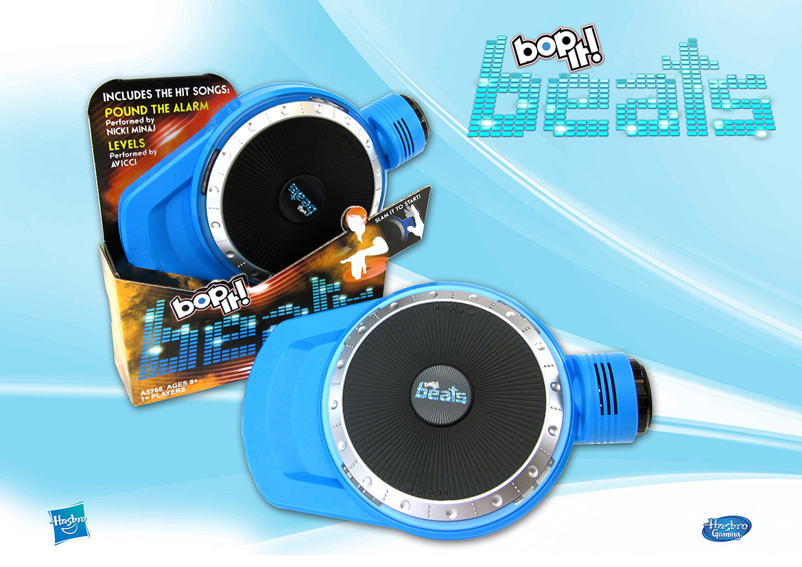 how to answer a bop it
